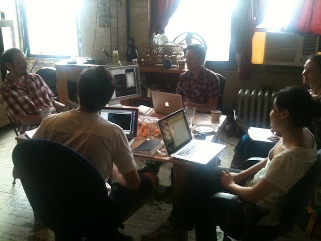 kitchen table coders | workshops on the craft of creative coding